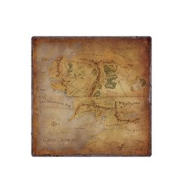 Fantasy Flight Games The Lord Of The Rings: Journeys In Middle-Earth: Playmat (ML) (Commande Spéciale)