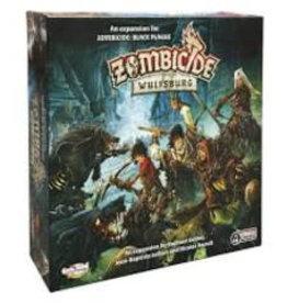 CMON Zombicide Black Plague: Ext. Wulfsburg (FR) (commande spéciale)