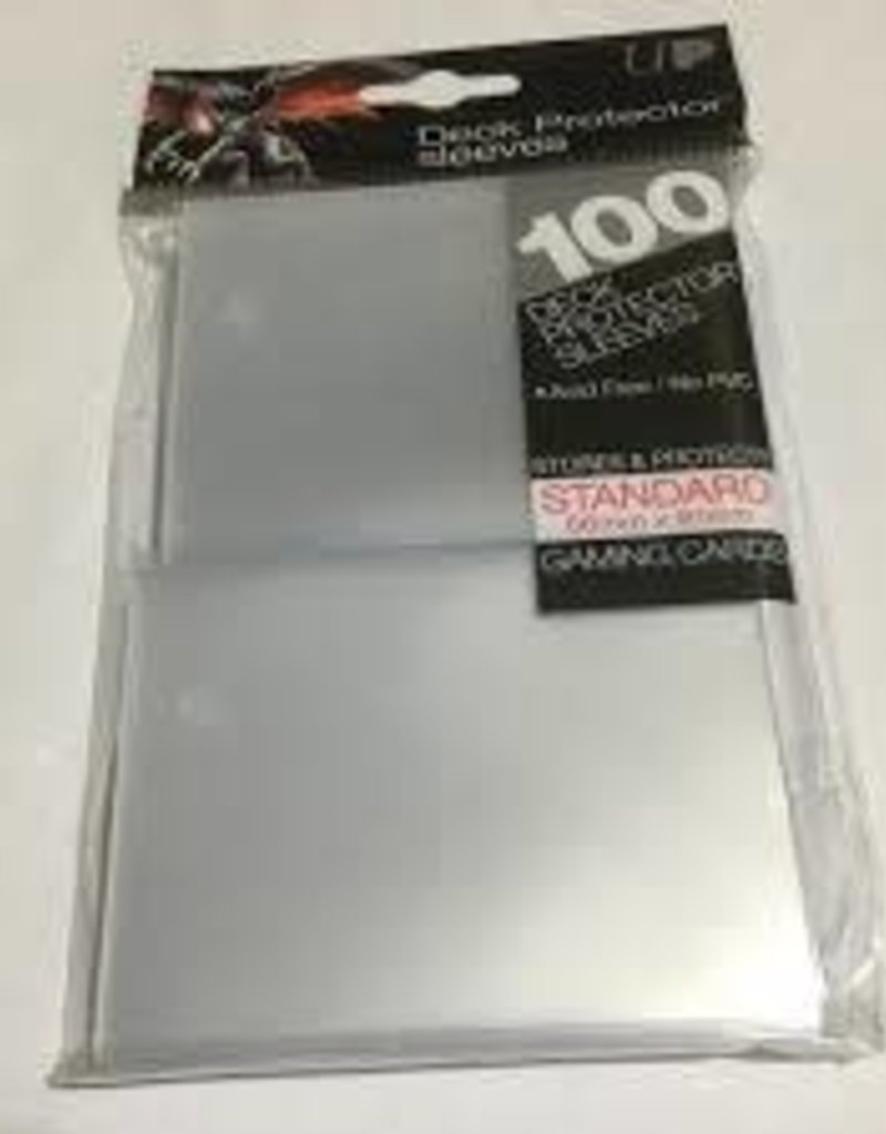 Ultra pro 82689 Ultra Pro Clear «Standard» 66 mm X 91 mm Premium / 100 Sleeves