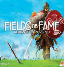Renegade Game Studio Raiders Of The North Sea: Ext. Fields Of Fame (EN) (commande spéciale)
