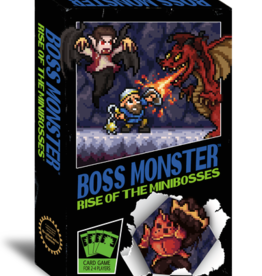 Brotherwise Games Boss Monster: Rise of the Minibosses (EN) (Commande spéciale)