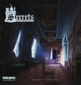 Bezier Games Castles of Mad King Ludwig Ext: Secrets (EN)