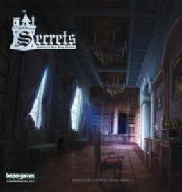 Bezier Games Castles of Mad King Ludwig Ext: Secrets (EN) (Commande spéciale)