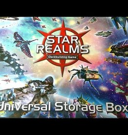 White Wizard Games Star Realms: Universal Storage Box (EN) (Commande spéciale)