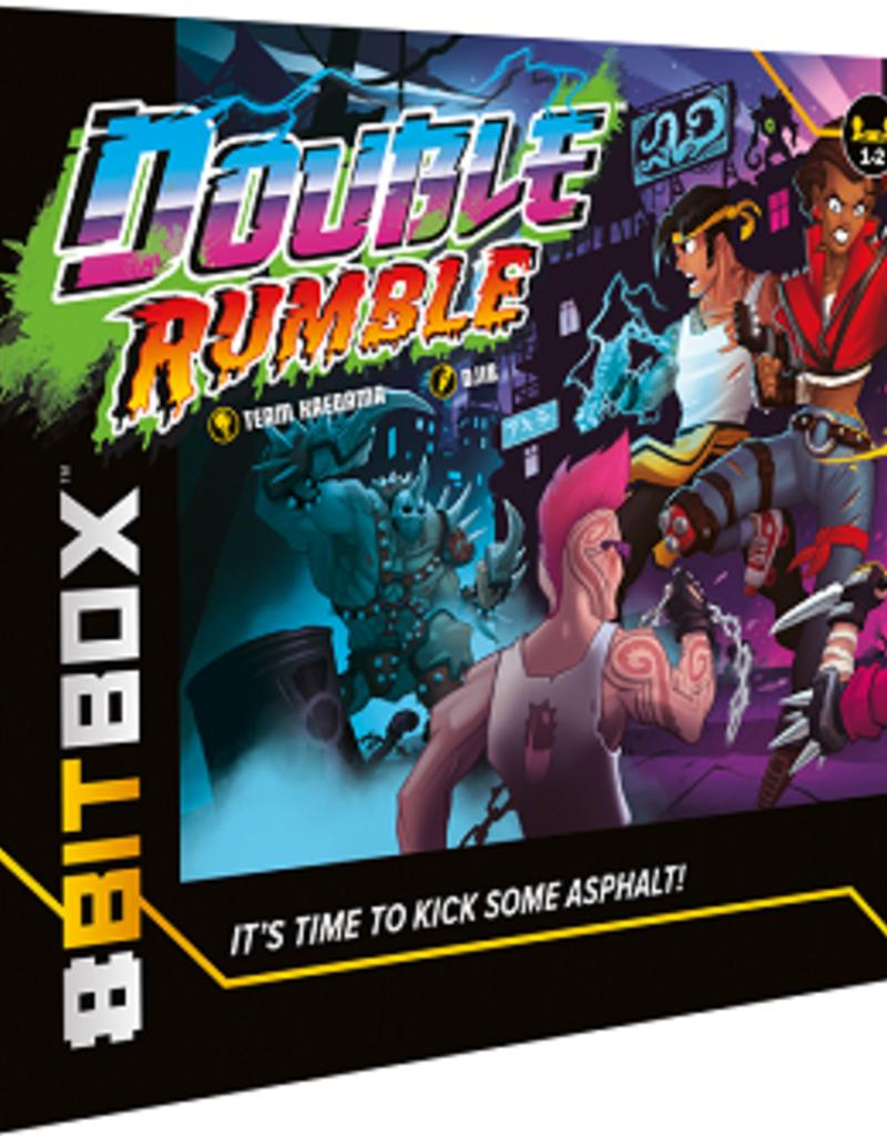 Iello 8 Bit Box: Ext. Double Rumble (EN) (commande spéciale)