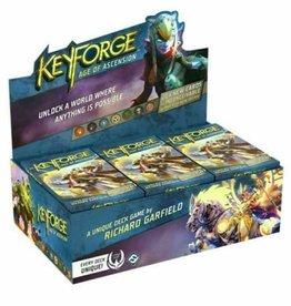 Fantasy Flight Games Solde: Keyforge: L'Age de L'Ascension (FR) boîte de 12