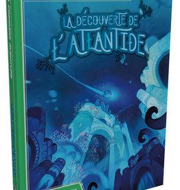 Game Flow Ma Première Aventure: La Découverte De L'Atlantide (FR)