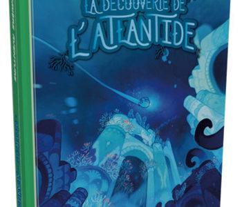 Ma Première Aventure: La Découverte De L'Atlantide (FR)