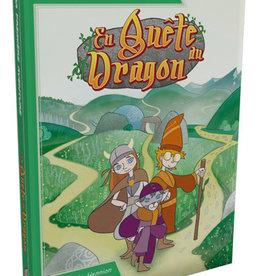 Game Flow Ma Première Aventure:  La Quête Du Dragon (FR)