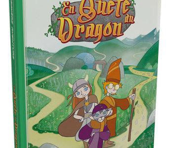 Ma Première Aventure:  La Quête Du Dragon (FR)