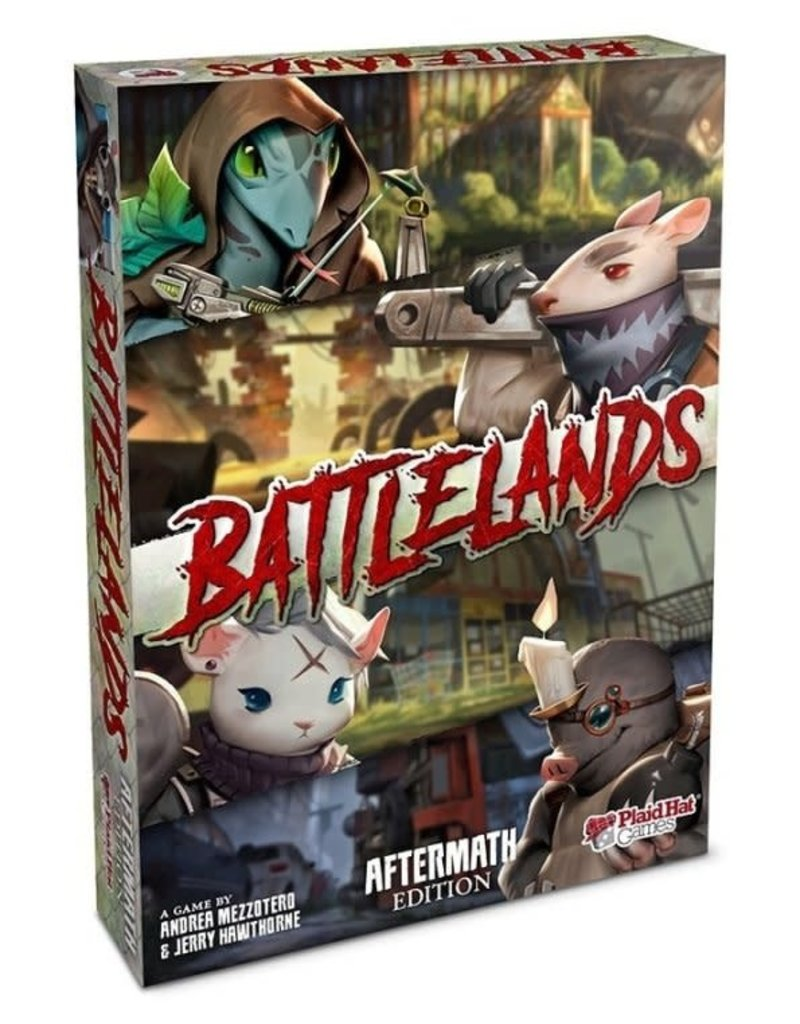 Plaid Hat Games Battlelands (EN)