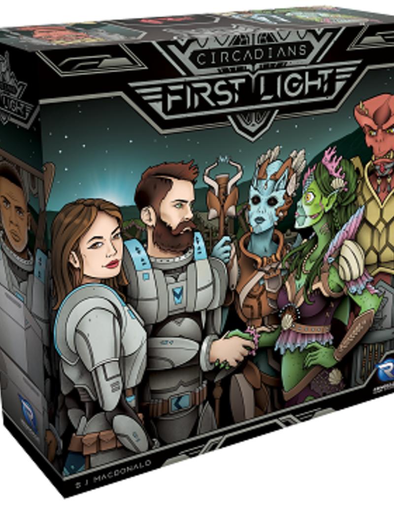 Renegade Game Studios Circadians: First Light (EN)