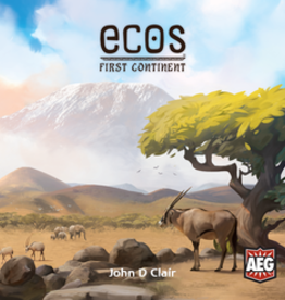 Alderac Entertainment Group Ecos: The First Continent (EN)