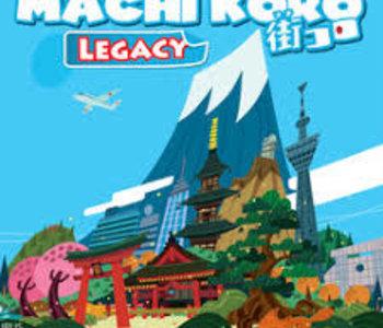 Machi Koro: Legacy (FR)