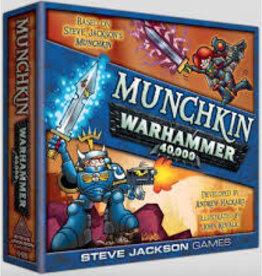 Edge Entertainment Précommande: Munchkin Warhammer 40K (FR) (sur demande)