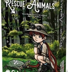 Strawberry Studio Rescue Animals (EN)