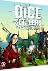 Gamewright Dice Settlers: Ext. Western Sea (EN)