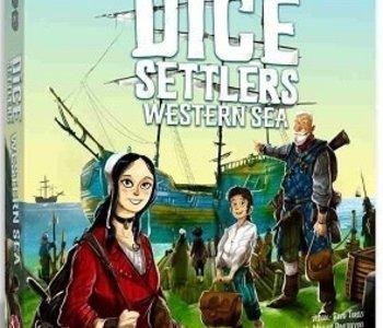 Dice Settlers: Ext. Western Sea (EN)