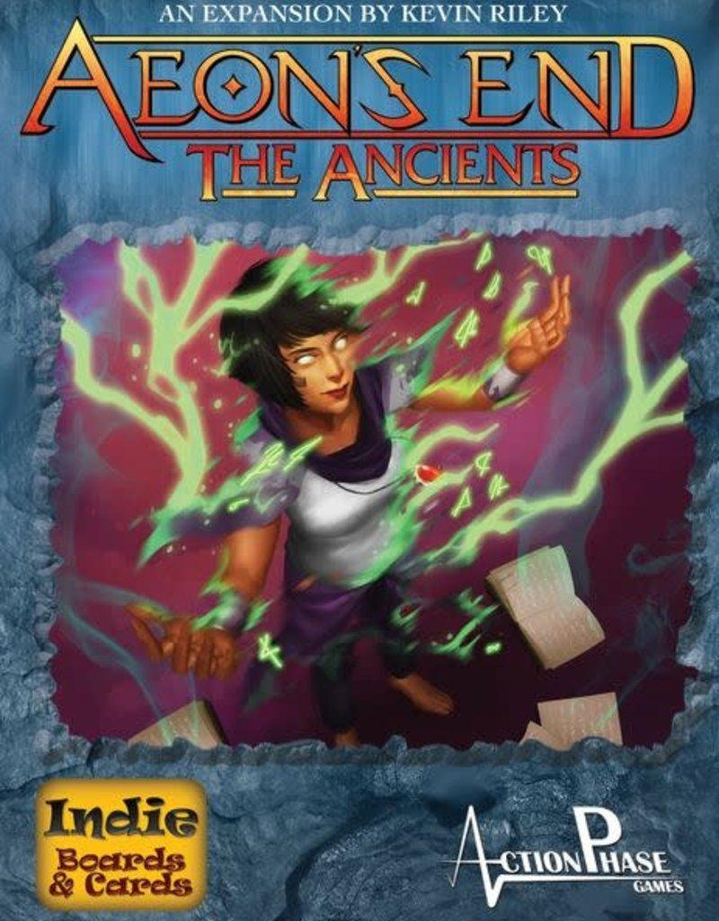 Indie Boards & Cards Aeon's End: Ext. The Ancients (EN) (Commande Spéciale)