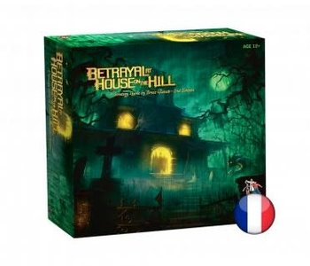 Betrayal At House On The Hill: 2ème Edition (FR)