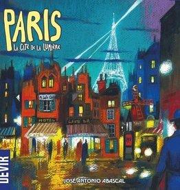 Devir Games Précommande: Paris: La Cité De La Lumière