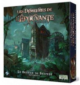 Fantasy Flight Games Les Demeures De L'Épouvante: Ext: Sentier Du Serpent: 2ième Édition (FR)