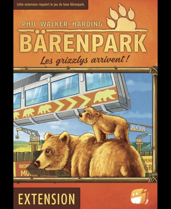 Barenpark: Ext. Les Grizzlis Arrivent (FR)