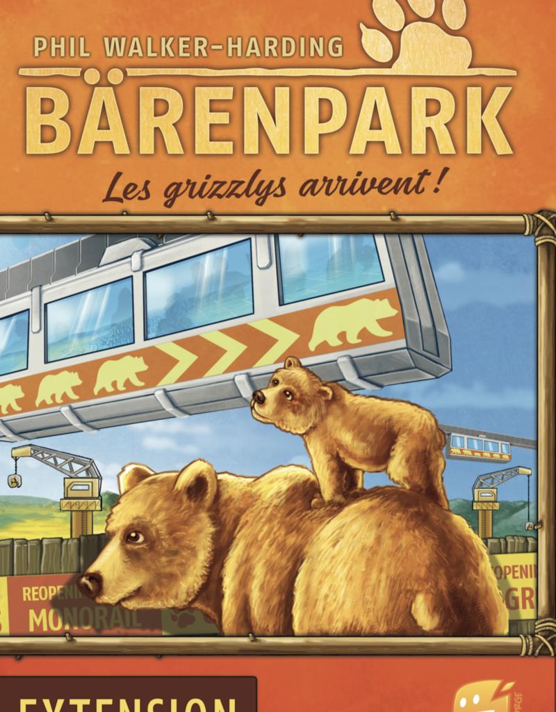 Funforge Barenpark: Ext. Les Grizzlis Arrivent (FR)