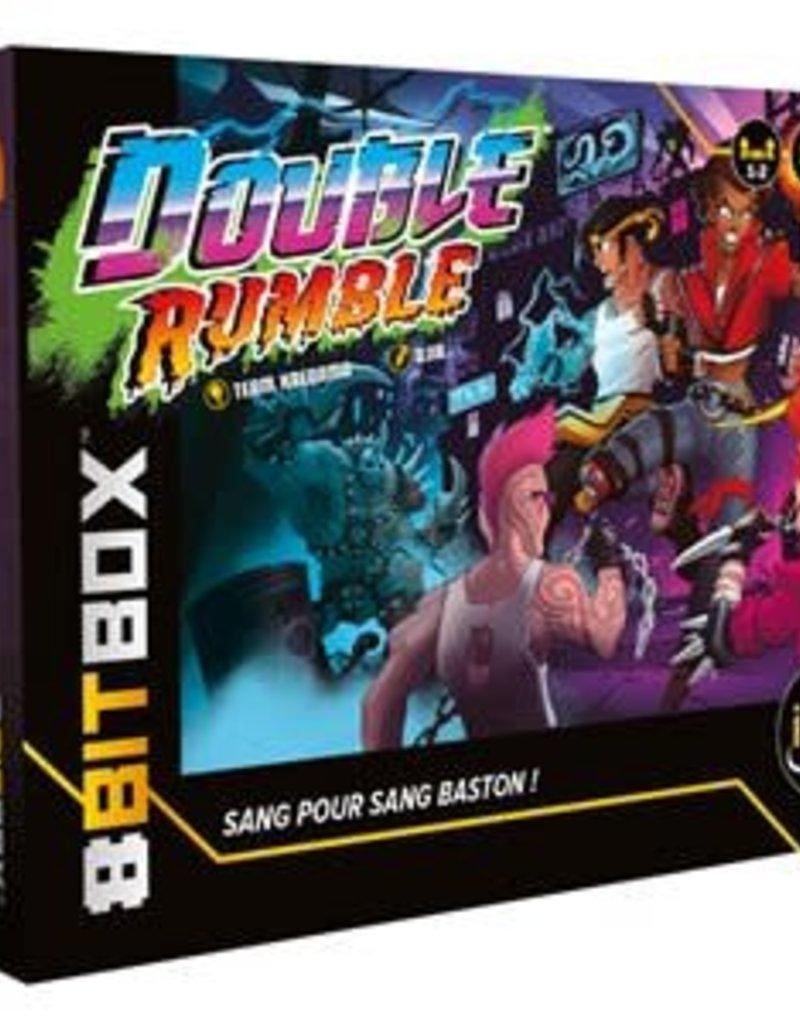 Iello 8 Bit Box: Ext. Double Rumble (FR) (Commande Spéciale)