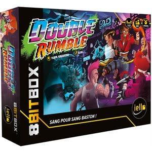 8 Bit Box: Ext. Double Rumble (FR) (Commande Spéciale)