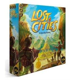 Iello Lost Cities: Jeu de Plateau (FR)