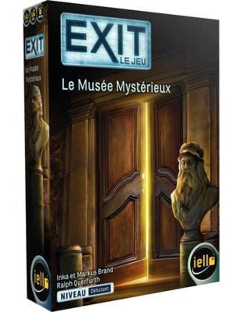Iello Exit: Le Musée Mystérieux (FR)