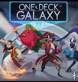 Asmadi Games Précommande: One Deck Galaxy (EN) Mai2021