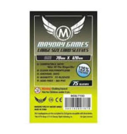 Mayday Games 7100 Sleeve 70mm X 120mm Deluxe / 75