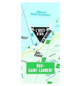 Randolph L'osti D'Jeu Ext. Bas Saint-Laurent (FR)