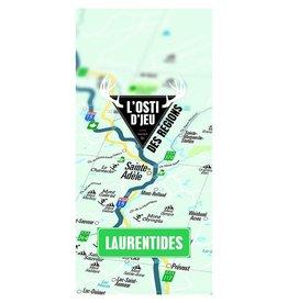 Randolph L'osti D'Jeu Ext. Laurentides (FR) (commande spéciale)