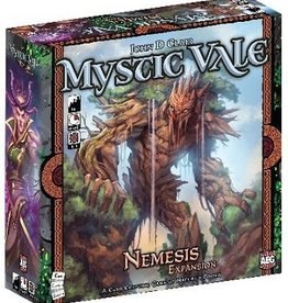Alderac Entertainment Group Précommande: Mystic Vale: Ext. Nemesis (EN)