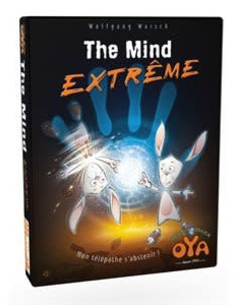 Oya Précommande: The Mind Extreme (FR)