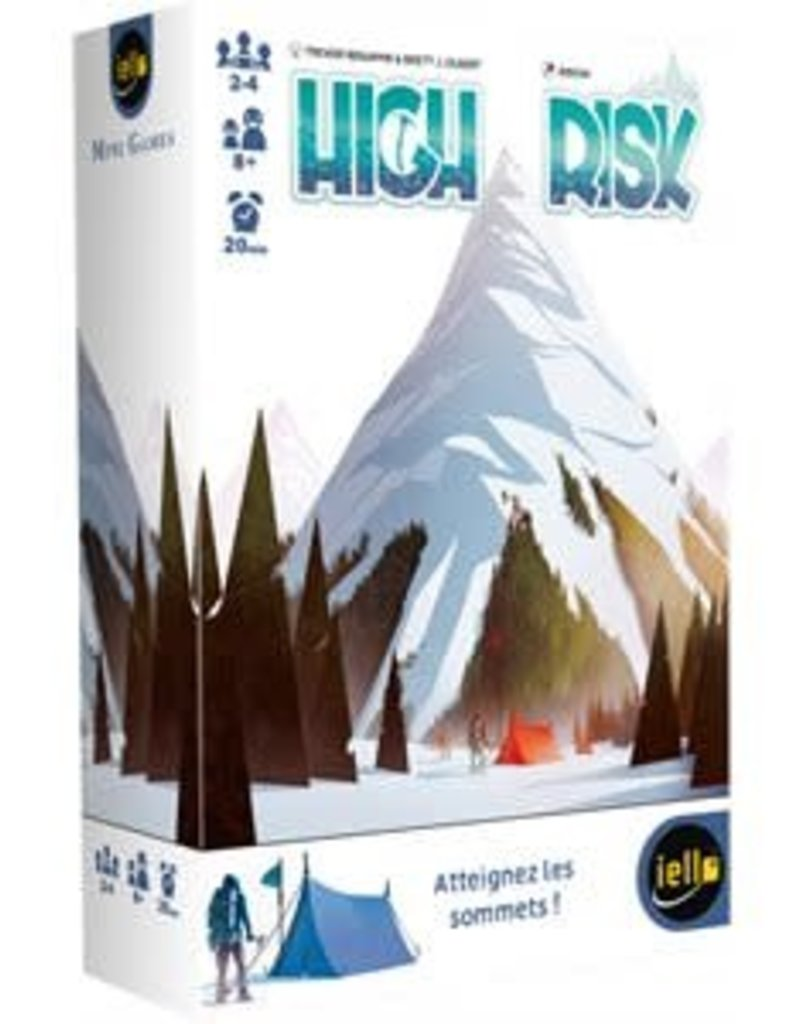 Iello Précommande: High Risk (FR)