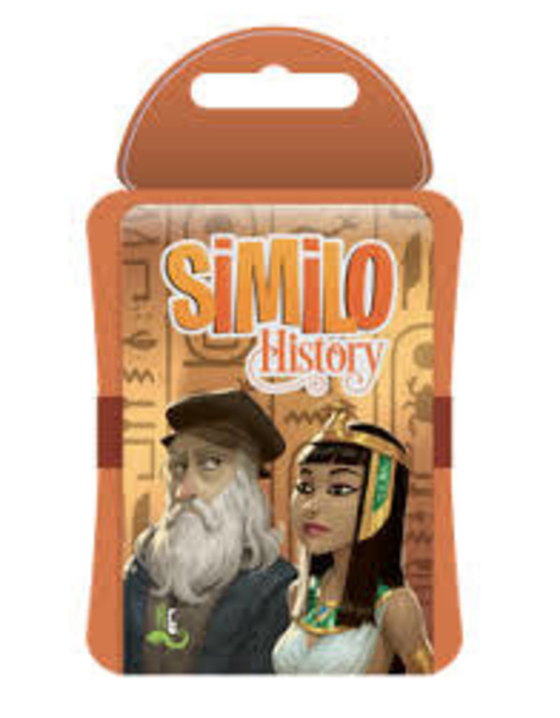 Ghenos Games Précommande: Similo: History (EN)