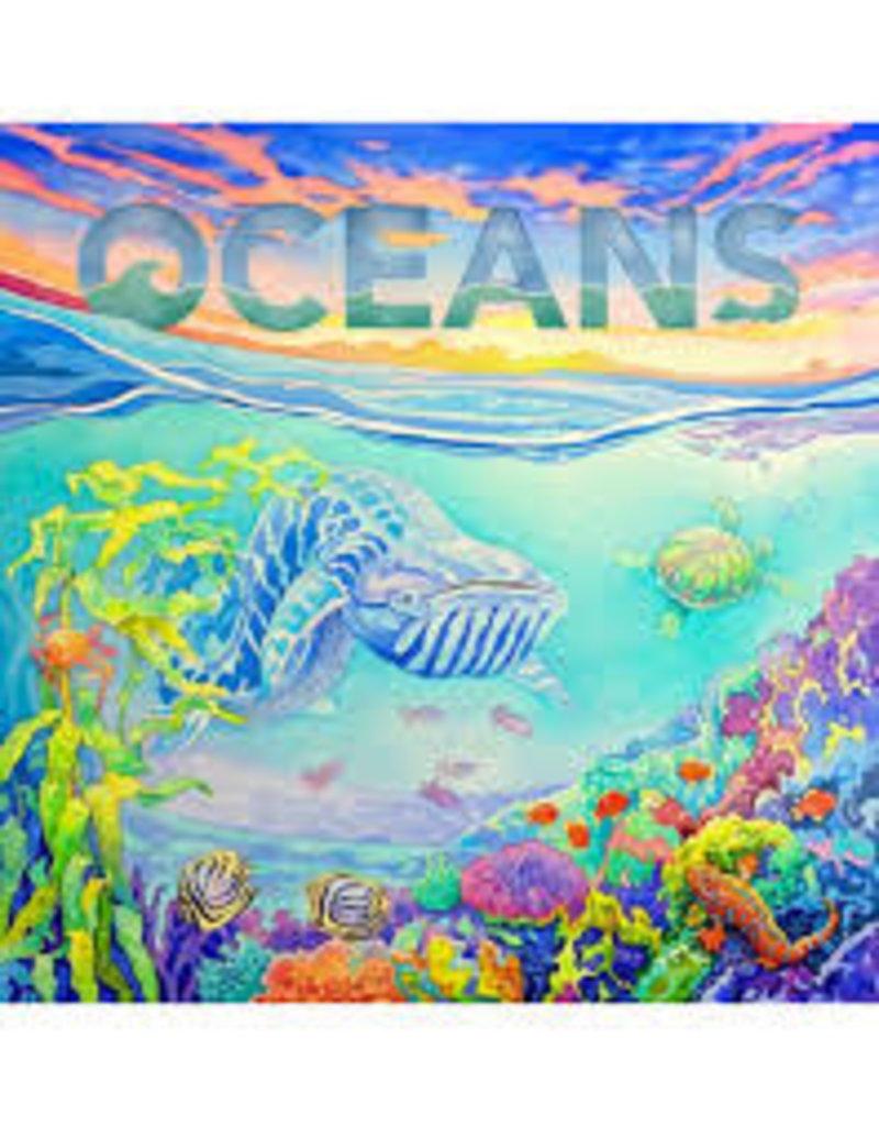 Funforge Précommande: Oceans: Deluxe (FR)