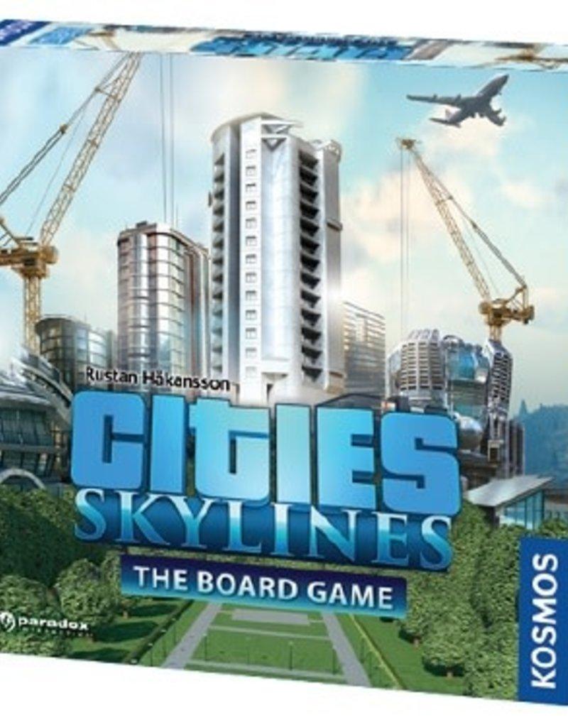 Thames & Kosmos Cities: Skylines The Boardgame (EN)