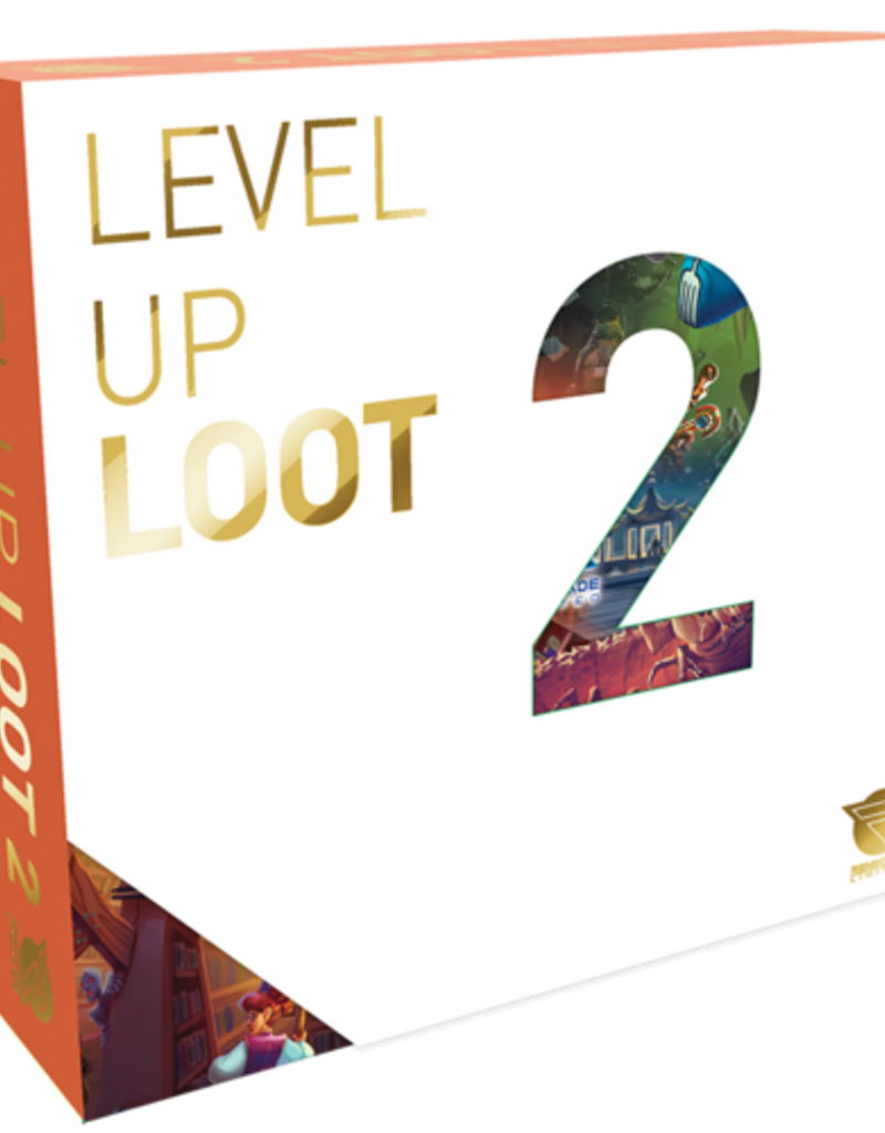 Renegade Game Studios Level Up: Loot Box 2 (EN)