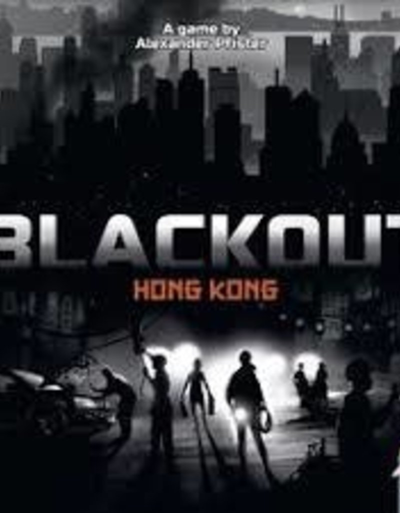 Eggertspiel Blackout: Hong Kong (EN)