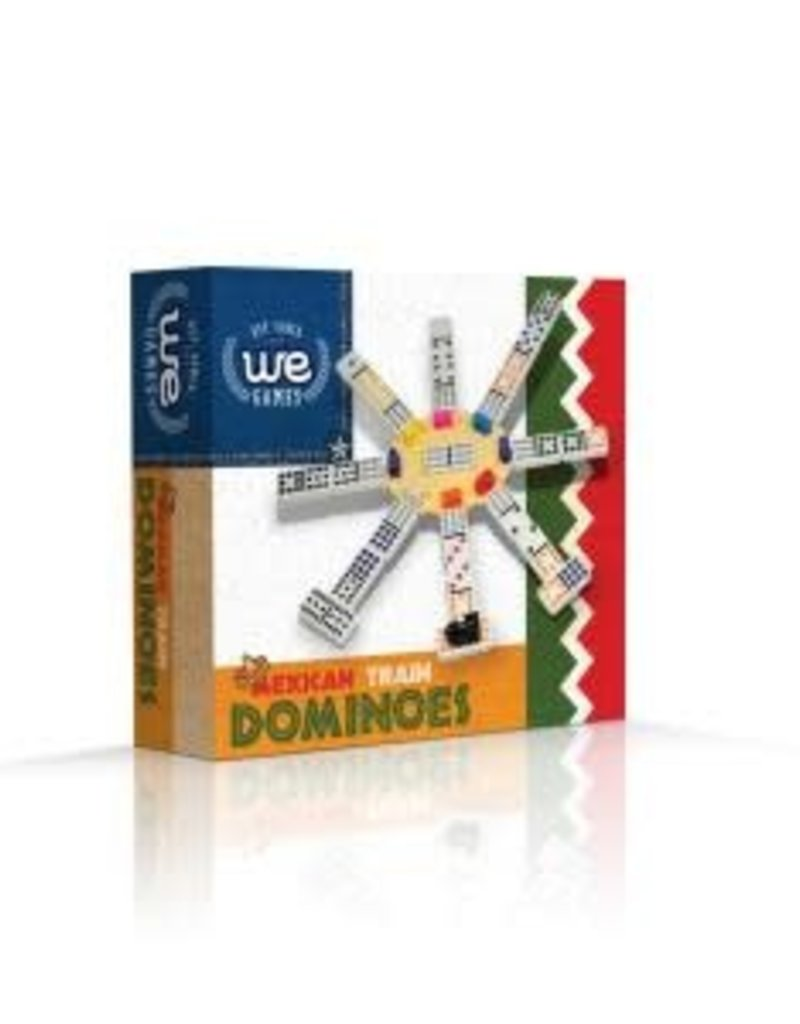 We Games Domino: Mexican Train (EN) (commande spéciale)