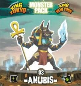 Iello King Of Tokyo: Monster Pack: Ext. Anubis (FR)