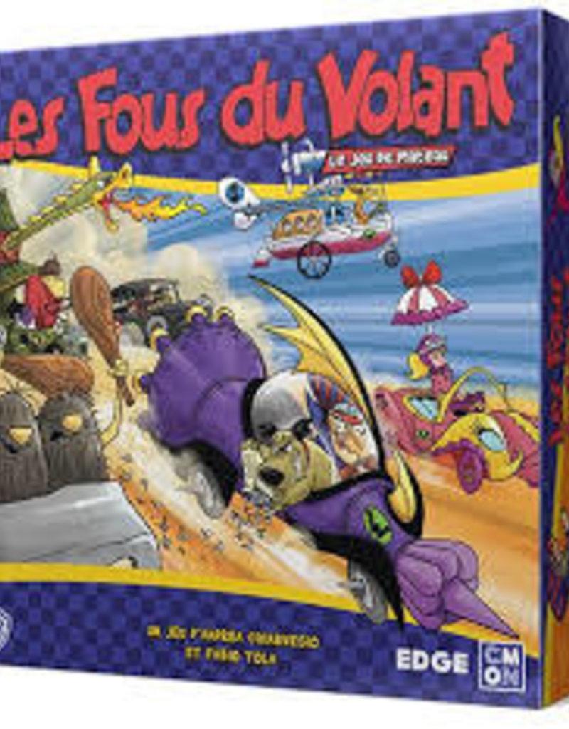 CMON Limited Les Fous Du Volant (FR)
