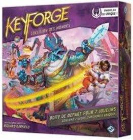 Fantasy Flight Games Keyforge: Collision Des Mondes: Boite Départ 2 Joueurs (FR)