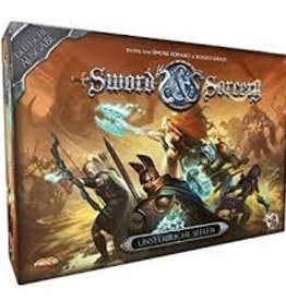 Intrafin Games Sword And Sorcery (FR)