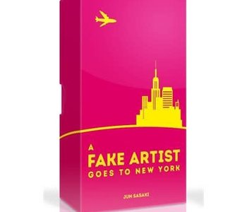 A Fake Artist Goes to New York (ML)